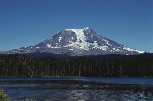 アダムス山「Mt. Adams」:スマホ壁紙(12)