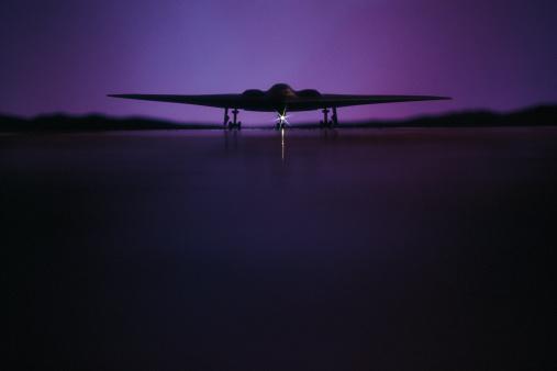 Explosive「Stealth Bomber」:スマホ壁紙(12)