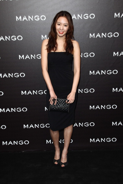 Kim Ah「Mango New Collection Launch at Centre Pompidou - Photocall And Party」:写真・画像(5)[壁紙.com]