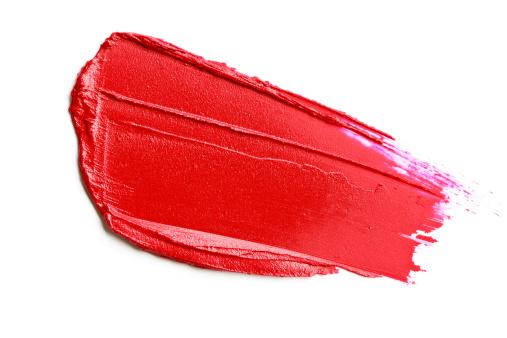Broken「Red lipstick smear」:スマホ壁紙(6)