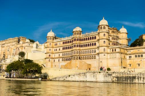 Lake Palace「City Palace, Udaipur, Rajasthan, India」:スマホ壁紙(18)