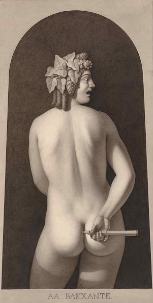Neo-Classical「La Bacchante Creator: Lequeu」:写真・画像(3)[壁紙.com]