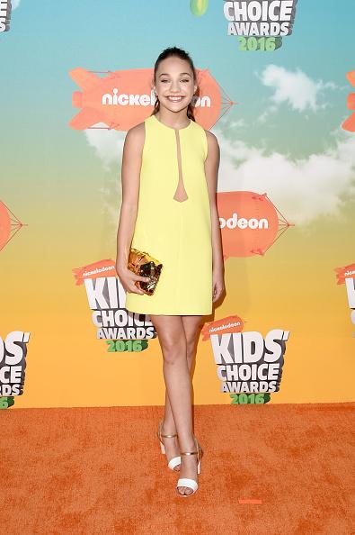 キッズ・チョイス・アワード「Nickelodeon's 2016 Kids' Choice Awards - Arrivals」:写真・画像(16)[壁紙.com]