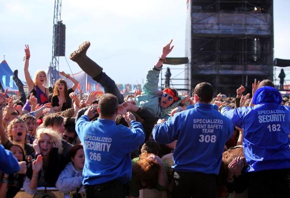 Outdoors「Reading Festival 2010 - Day Three」:写真・画像(7)[壁紙.com]