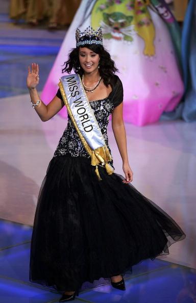 Cancan Chu「Miss World Finals」:写真・画像(5)[壁紙.com]