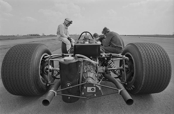 Victor Blackman「1968 BRDC International Trophy」:写真・画像(16)[壁紙.com]