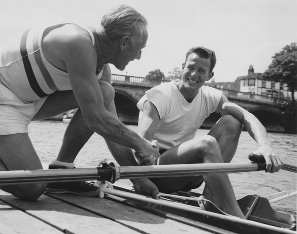 Central Press「Rowers Old And New」:写真・画像(14)[壁紙.com]