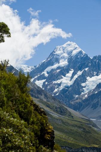 Mt Cook「New Zealand, Mt. Cook」:スマホ壁紙(0)