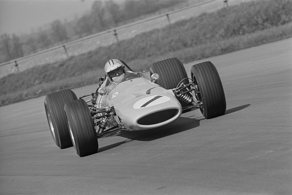 Victor Blackman「1968 BRDC International Trophy」:写真・画像(15)[壁紙.com]