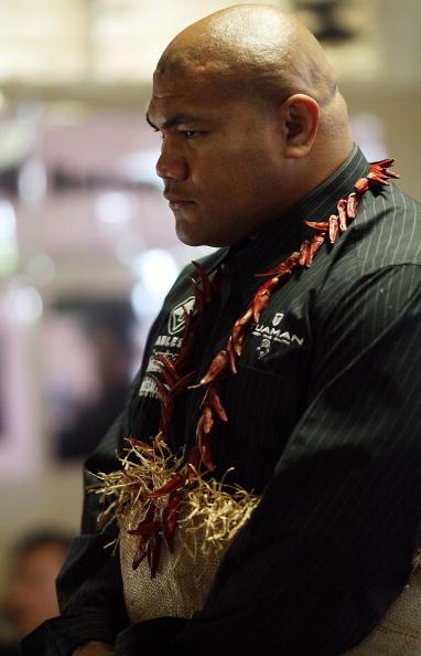 David Tua「Funeral Held For Slain Bystander Halatau Naiktiko」:写真・画像(5)[壁紙.com]