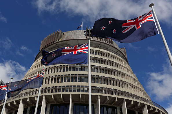 Parliament Building「Official Opening Of The 51st New Zealand Parliament」:写真・画像(5)[壁紙.com]
