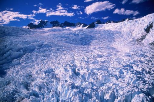 Westland - South Island New Zealand「New Zealand, South Island, Westland National Park, Franz Josef Glacier」:スマホ壁紙(13)