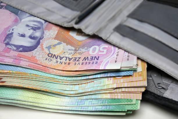 New Zealand Currency Notes:スマホ壁紙(壁紙.com)