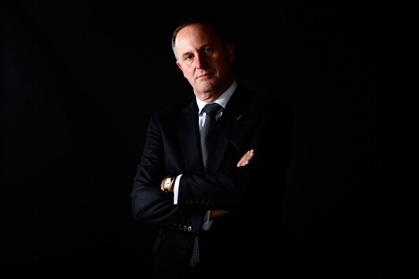 Phil Walter「Prime Minister John Key Portrait Session」:写真・画像(1)[壁紙.com]
