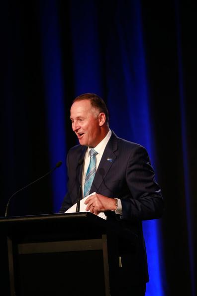 Finance and Economy「Prime Minister John Key Addresses The Auckland Chamber Of Commerce」:写真・画像(14)[壁紙.com]