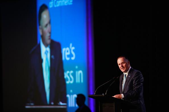 Finance and Economy「Prime Minister John Key Addresses The Auckland Chamber Of Commerce」:写真・画像(13)[壁紙.com]