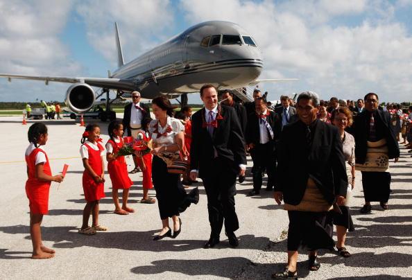 Nuku'alofa「John Key Embarks On Pacific Islands Visit - Day 1」:写真・画像(19)[壁紙.com]