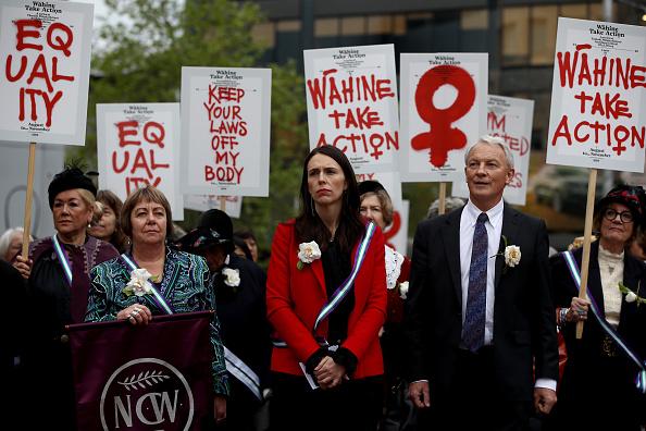 Dawn「Prime Minister Jacinda Ardern Celebrates 125 Years  Of Women's Suffrage」:写真・画像(3)[壁紙.com]