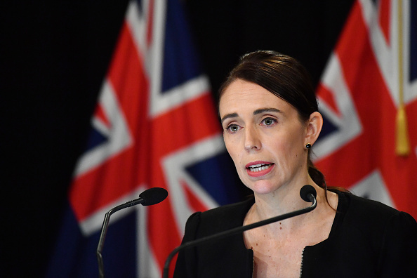 Speech「Prime Minister Adern Speaks To Media As New Zealand Grieves Following Mosque Attacks In Chirstchurch」:写真・画像(14)[壁紙.com]