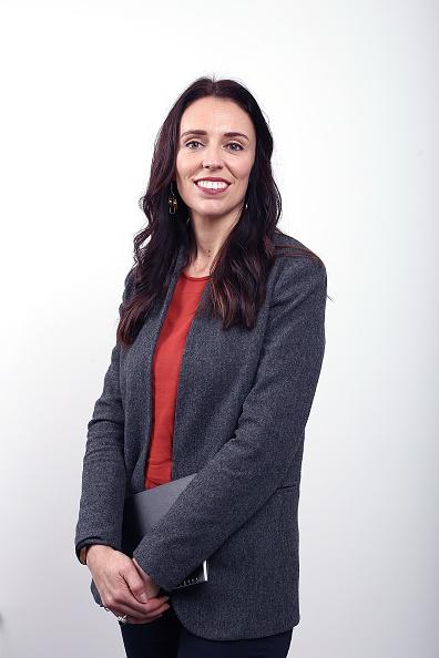 カメラ目線「Portraits Of New Zealand Labour Party Leader Jacinda Ardern」:写真・画像(16)[壁紙.com]