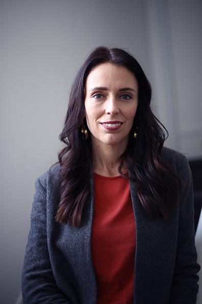 カメラ目線「Portraits Of New Zealand Labour Party Leader Jacinda Ardern」:写真・画像(10)[壁紙.com]