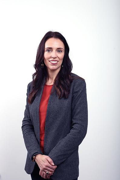 Studio Shot「Portraits Of New Zealand Labour Party Leader Jacinda Ardern」:写真・画像(17)[壁紙.com]