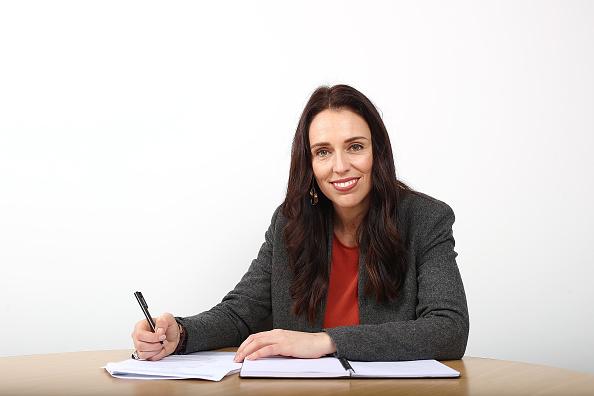 Headshot「Portraits Of New Zealand Labour Party Leader Jacinda Ardern」:写真・画像(17)[壁紙.com]