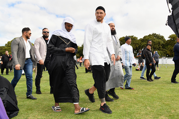 Sonny Bill Williams「Christchurch Marks One Week Since Deadly Mosque Attacks」:写真・画像(13)[壁紙.com]