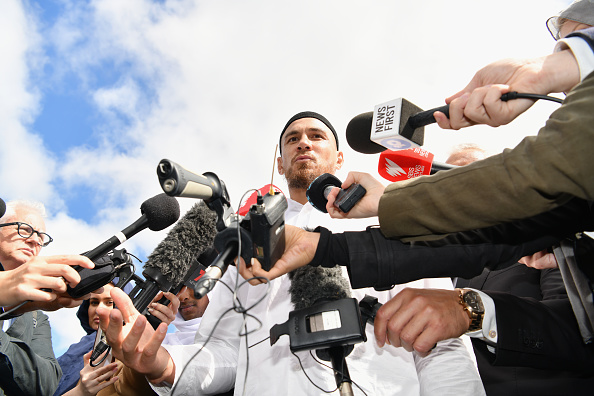 Sonny Bill Williams「Christchurch Marks One Week Since Deadly Mosque Attacks」:写真・画像(4)[壁紙.com]