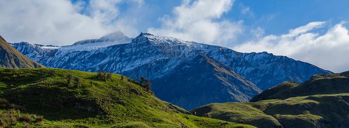 Mt Aspiring「New Zealand, South Island, Mount Aspiring National Park.」:スマホ壁紙(19)