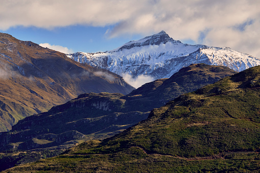 Mt Aspiring「New Zealand, South Island, Mount Aspiring National Park.」:スマホ壁紙(18)