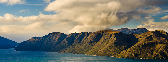 Mt Aspiring「New Zealand, South Island, Wanaka.」:スマホ壁紙(10)