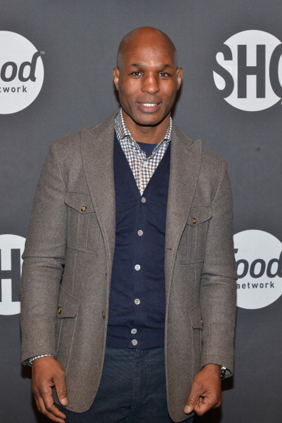 Bernard Hopkins「Time Warner Cable Studios Presents SHOWTIME And Food Network's Ultimate Tailgate Experience」:写真・画像(1)[壁紙.com]