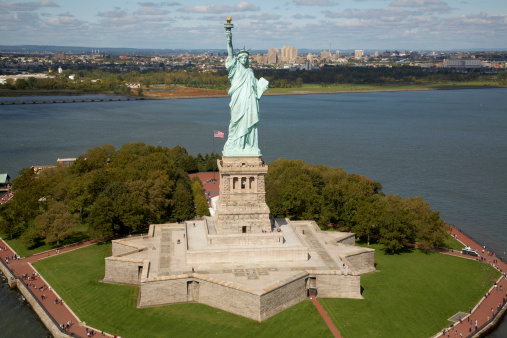 Female Likeness「Statue of Liberty, New York, New York, United States」:スマホ壁紙(1)