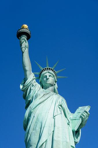 炎「Statue of Liberty, New York City」:スマホ壁紙(0)