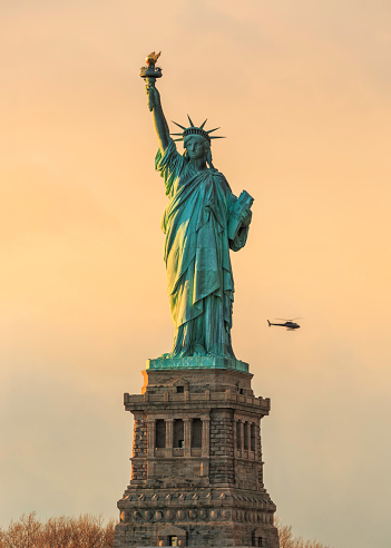 Freedom「Statue Of Liberty - NYC」:スマホ壁紙(18)