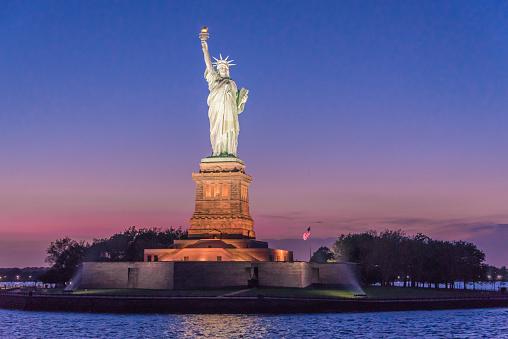Freedom「Statue of Liberty」:スマホ壁紙(3)