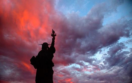 Patriotism「Statue of Liberty.」:スマホ壁紙(18)