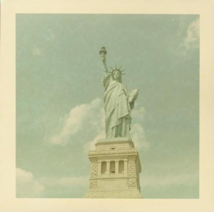 Auto Post Production Filter「Statue of Liberty」:スマホ壁紙(2)