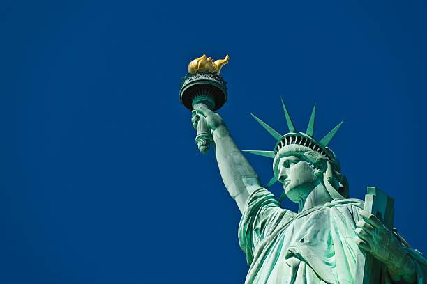 Statue of Liberty:スマホ壁紙(壁紙.com)