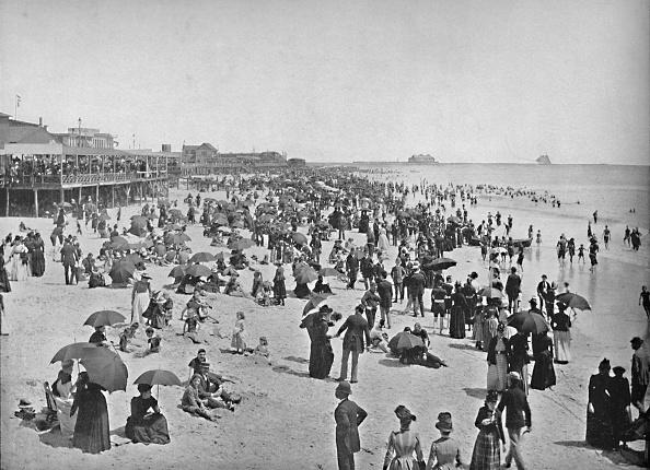 Recreational Pursuit「Beach At Atlantic City」:写真・画像(8)[壁紙.com]