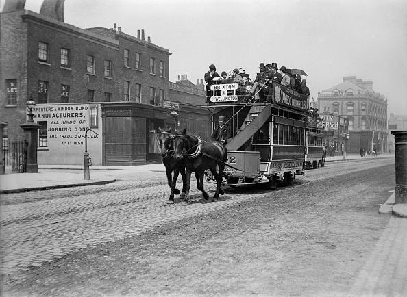 Edwardian Style「Horse Tram」:写真・画像(18)[壁紙.com]