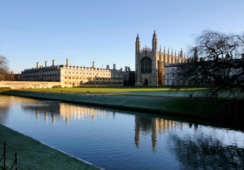 Canal「Cambridge University」:スマホ壁紙(9)