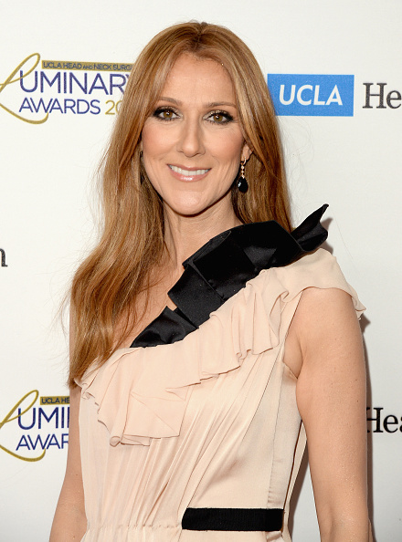 セリーヌ・ディオン「UCLA Head And Neck Surgery Luminary Awards - Red Carpet」:写真・画像(4)[壁紙.com]