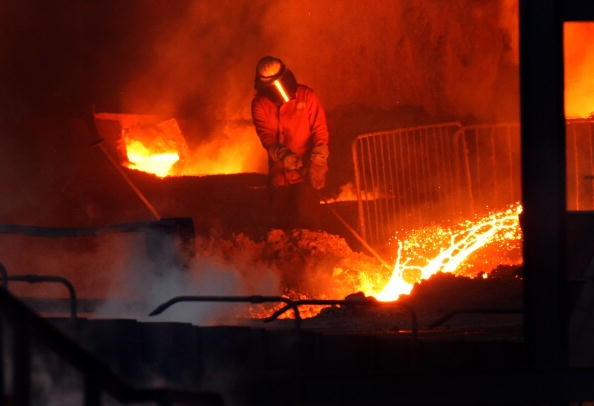 Molten「Corus Workers Hoping For A Last Minute Reprieve Over Plant Closure」:写真・画像(6)[壁紙.com]