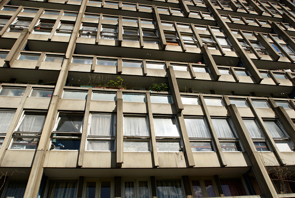 Full Frame「Robin Hood Gardens, Poplar, London, UK, 2008」:写真・画像(6)[壁紙.com]