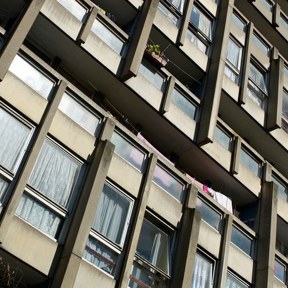 Full Frame「Robin Hood Gardens, Poplar, London, UK, 2008」:写真・画像(9)[壁紙.com]