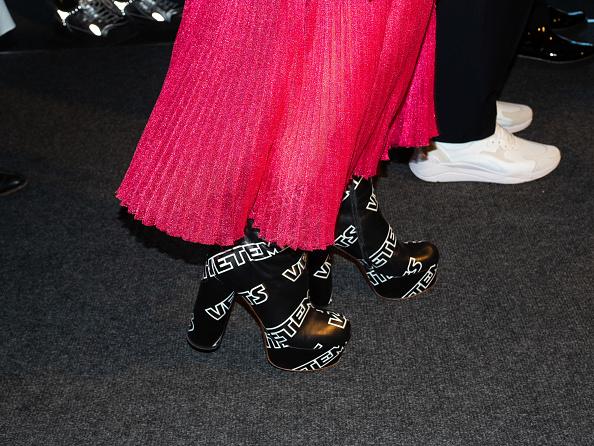 ロンドンファッションウィーク「Backstage at London Fashion Week」:写真・画像(13)[壁紙.com]