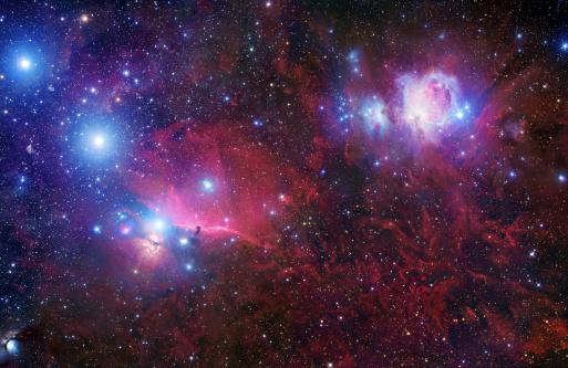 星空「Orion」:スマホ壁紙(9)