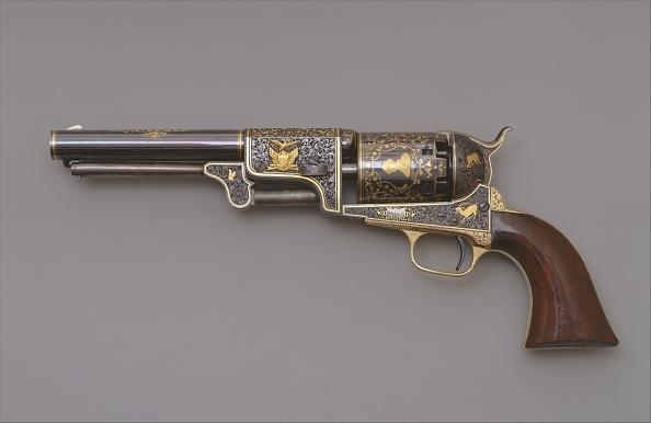 Model - Object「Colt Third Model Dragoon Percussion Revolver」:写真・画像(14)[壁紙.com]